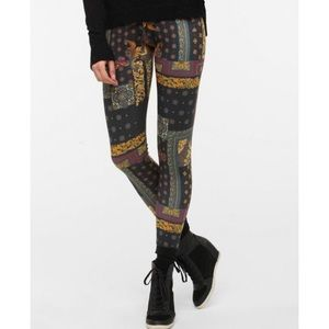 Urban Outfitters Baroque Tile Leggings